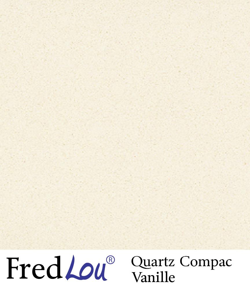 FredLou Quartz Compac Vanille