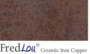 material-ceramic-iron-copper